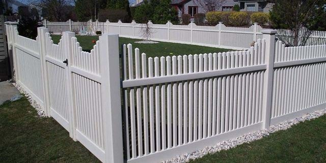 WHITE COLOR MANCHESTER STYLE PVC